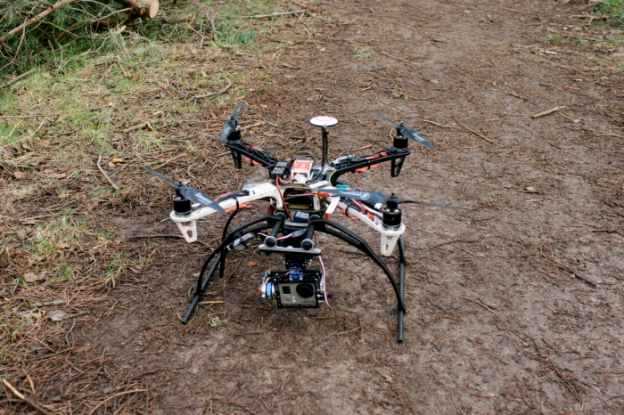 Aerial Shots in Mosstodloch